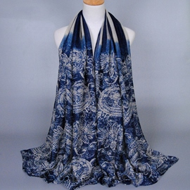 Ericdress Voile Paisley Printed Women's Scarf