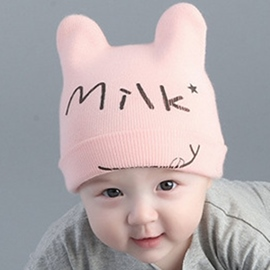 Ericdress Lovely Soft Baby's Knitted Hat