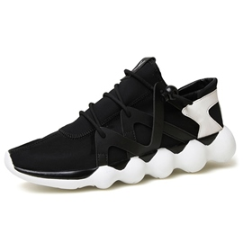 Ericdress Contrast Color Men's Athletic Shoes
