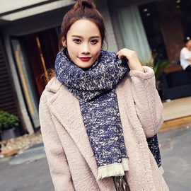 Ericdress Long Ink Imitation Cashmere Scarf
