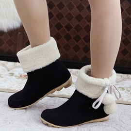 Ericdress Lovely Tassels Ankle Boots