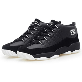 Ericdress Patchwork Lace up Men's Sneakers
