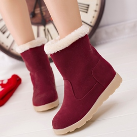 Ericdress Pretty Girl Snow Boots