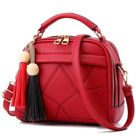Ericdress Vogue Irregular Thread Pattern Handbag