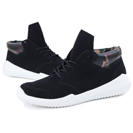Ericdress Camouflage Patchwork MId-calf Men's Athletic Shoes