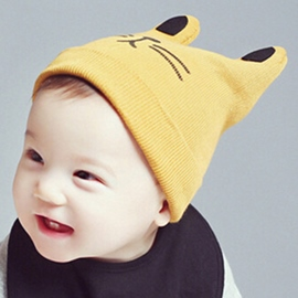 Ericdress Kawaii Cartoon Design Baby's Hat