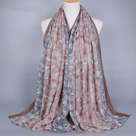 Ericdress High Quality Floral Decorated Scarf