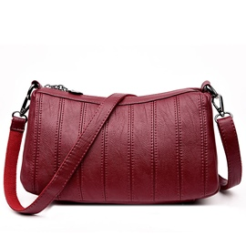 Ericdress Casual Stripe Thread Shoulder Bag
