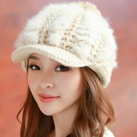 Ericdress Short Brim Design Women's Earmuffs Hat