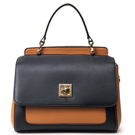 Ericdress Color Block Square Handbag