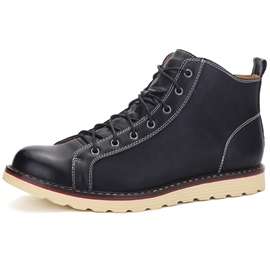 Ericdress Classic Round Toe Men's Boots