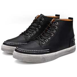 Ericdress British High Top Men's Casual Shoes