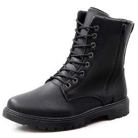 Ericdress Trendy High Top Lace up Men's Martin Boots