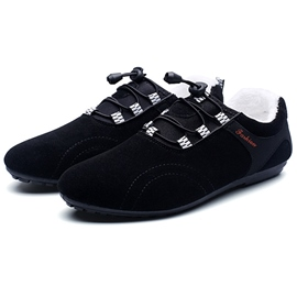 Ericdress Suede Furry Inside Men's Sneakers