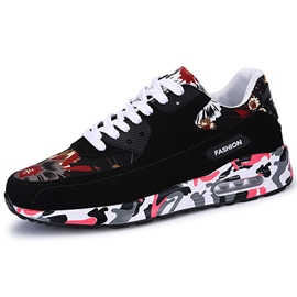 Ericdress Camouflage Patchwork Men's Athletic Shoes