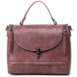 Ericdress Personality Simple Solid Color Handbag