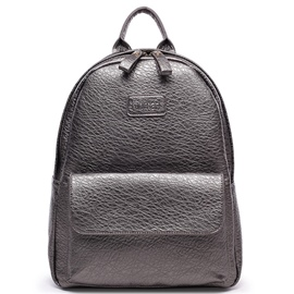 Ericdress Temperament Solid Color Backpack