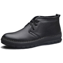 Ericdress Round Toe Mid-calf Men's Boots