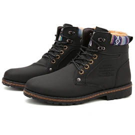 Ericdress Vintage High Top Men's Martin Boots