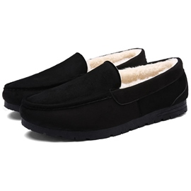 Ericdress Suede Furry Inside Men's Casual Shoes