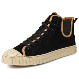 Ericdress Vintage Shell Toe Lace up Men's Casual Shoes
