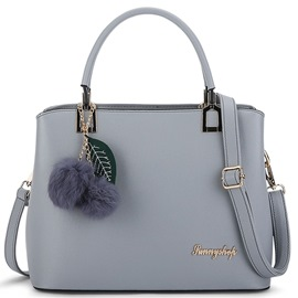 Ericdress Leisure Fuzzy Ball Handbag