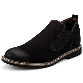 Ericdress Vintage Suede Men's Ankle Boots