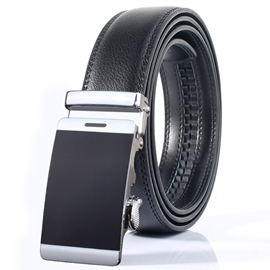 Ericdress Alloy Automatic Buckle Regular Belt for Men