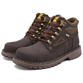 Ericdress Cool Open Door Men's Martin Boots