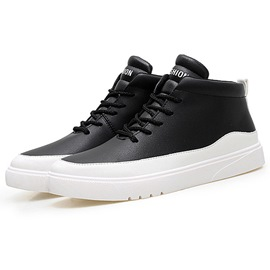 Ericdress Contrast Color Lace up Men's Casual Shoes