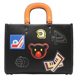 Ericdress All Match Cartoon Applique Handbag