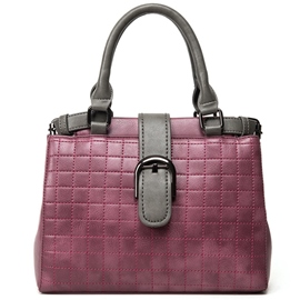 Ericdress European Plaid Thread Wing Handbag