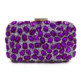 Ericdress Lastest Shiny Diamond Inlaid Evening Clutch