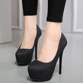 Ericdress OL Round Toe Platform Pumps
