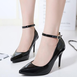 Ericdress Charming OL PU Point Toe Pumps