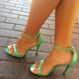 Ericdress Greenery Dress Sandals