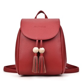 Ericdress Casual All Match Tassel Backpack