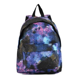 Ericdress Vogue Starry Sky Print Backpack