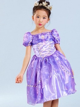 Ericdress Cosplay Asym Princess Girls Dress