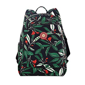 Ericdress Multifunction Floral Print Backpack