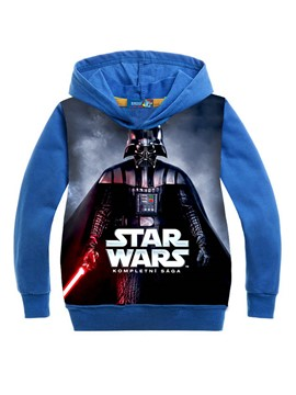 Ericdress Star Waars Printed Boys Hoodie
