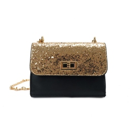 Ericdress Personality Sequins Decorated Mini Crossbody Bag