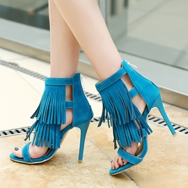 Ericdress Pretty Tassels Stiletto Sandals