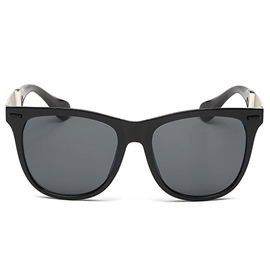 Ericdress Metal Large Frame Unisex Frog Sunglasses