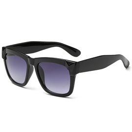 Ericdress Color Lens Full Frame Unisex Sunglasses