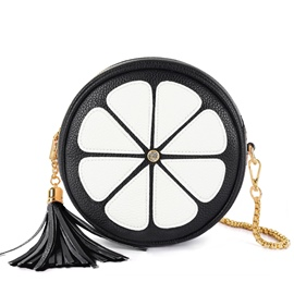 Ericdress Lovely Round Flower Crossbody Bag
