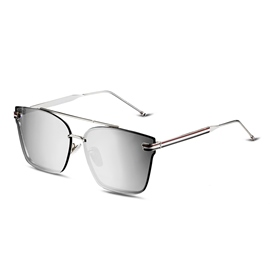Ericdress Square Frameless Design Anti-UV400 Sunglasses