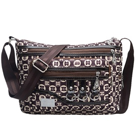 Ericdress Casual Print Crossbody Bag